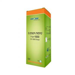 SUPHERB V.D 1000 DROPS 20 ML