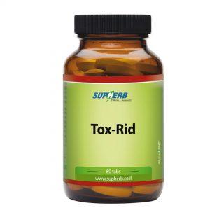 SUPHERB TOX-RID 60 T